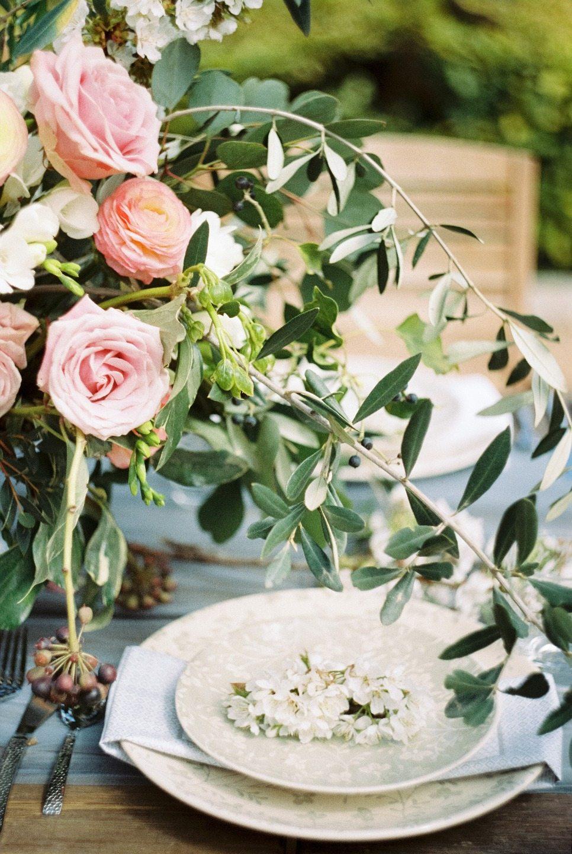 Изящное искусство: стилизация свадьбы в Италии