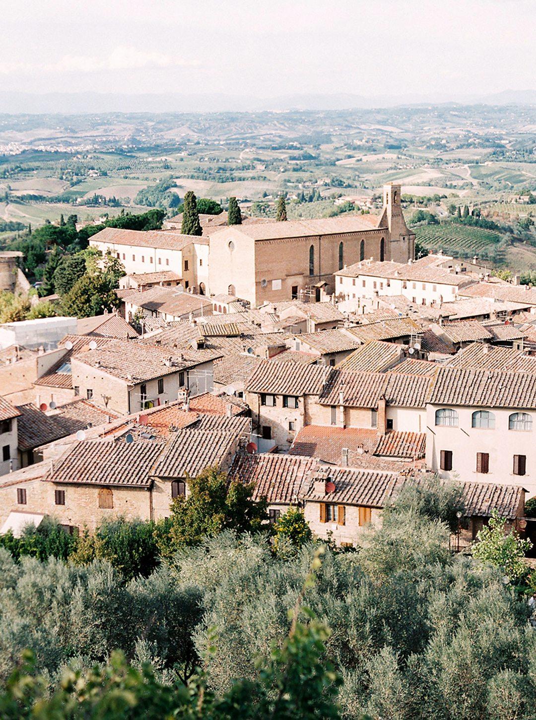 Средневековая Тоскана: стилизованная фотосессия