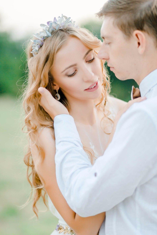 С солнцем в волосах: свадьба Ирины и Игоря