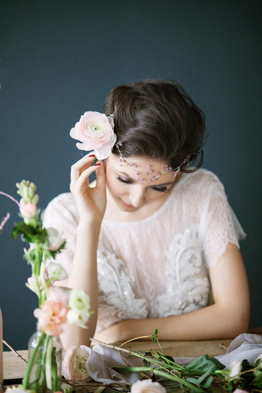 Весна в душе: стилизованная фотосессия