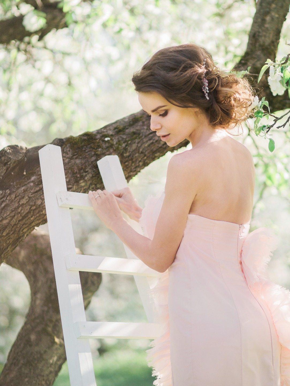 В яблоневом саду: love-story Максима и Алены