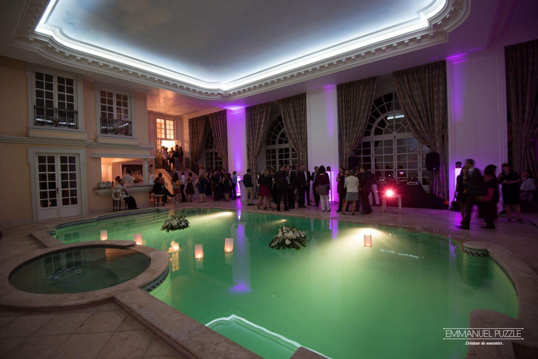 Свадьба в замке — это реальность! Доказываем на примере Chateau Saint Georges