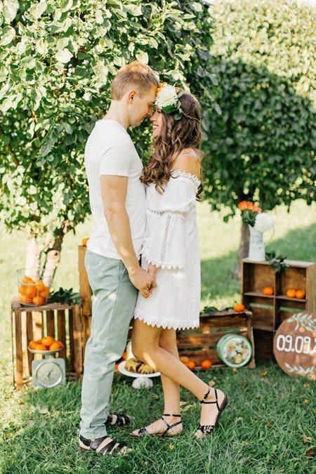 Love-story Яны и Вани, фото: Ольга Плакитина