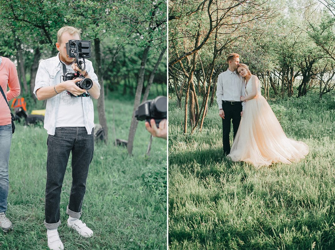 Wedding talk: Dreamwood studio