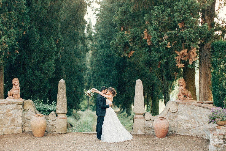Элегантность Тосканы: love-story Юлии и Арама