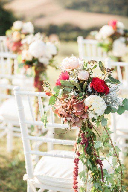 Какие цветы подходят вашему стилю и месту свадьбы?