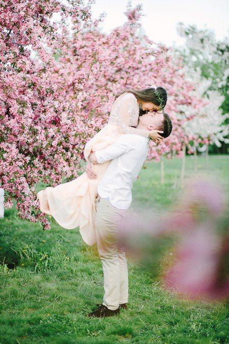 Love-story Тони и Вовы, фото: Анна Добрыднева