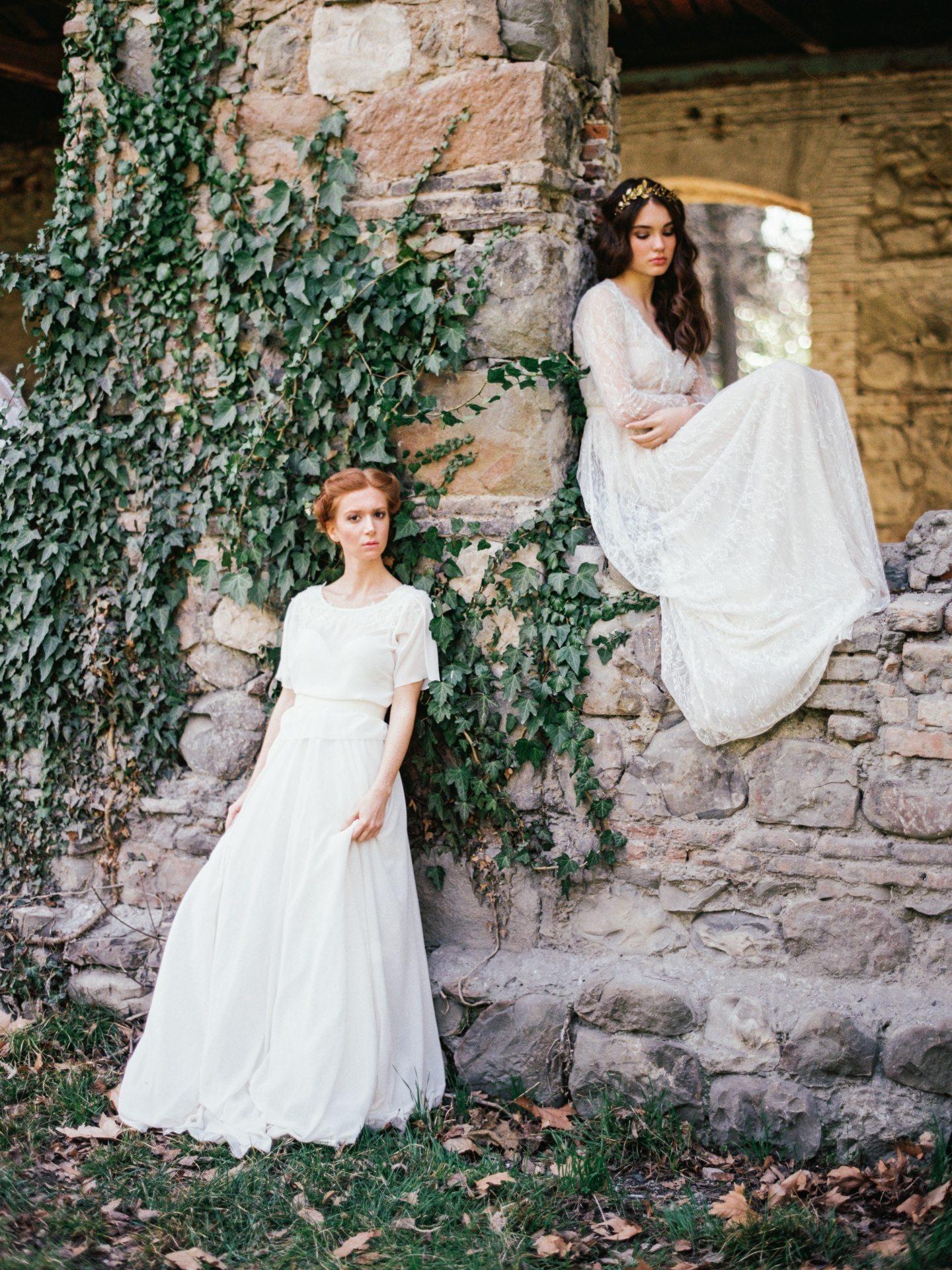 Образ невесты: вдохновение шестью принцессами