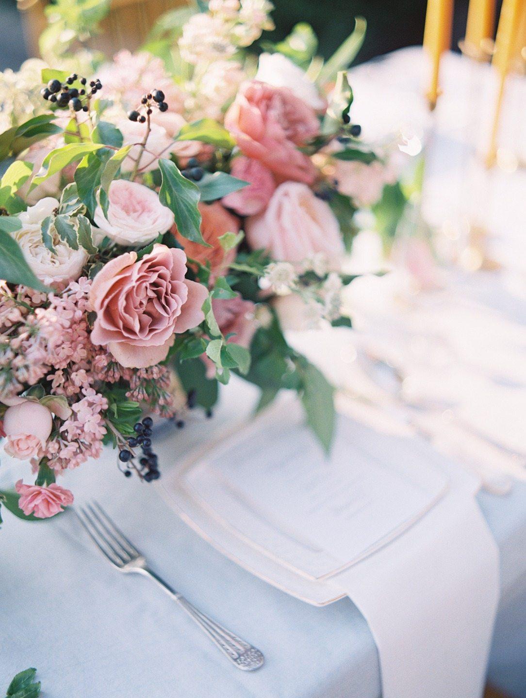Связь времен: стилизованная свадьба с итальянским акцентом