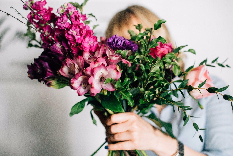 Цветочная кухня: летний растрепыш