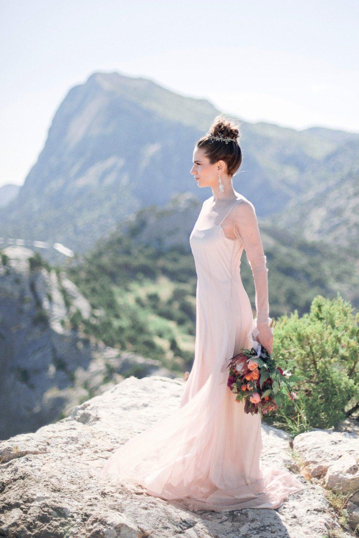 Любовь на краю Земли: стилизованная фотосессия