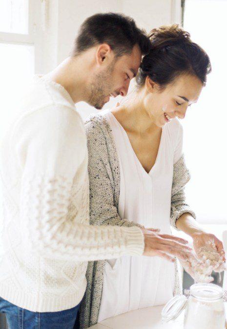 Love-story Виталия и Кристины, фото: Аня Федорова