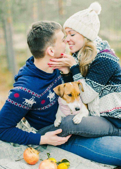Love-story Ярославы и Димы, фото: Ксения Антонова