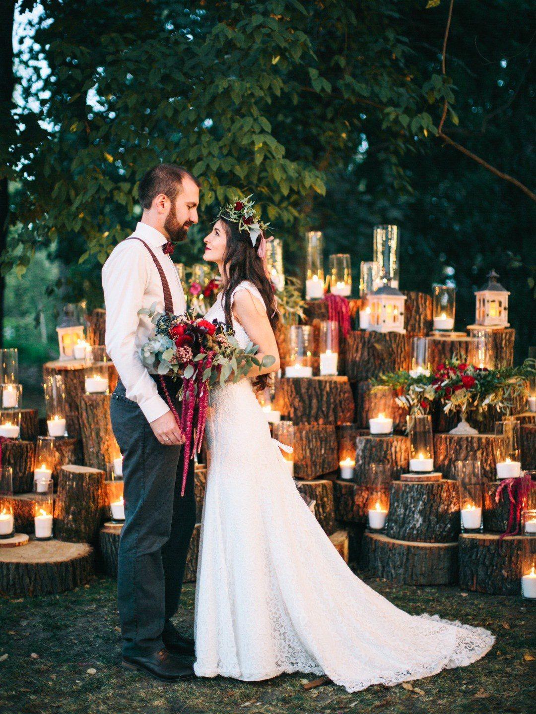 5 «за» вечернюю свадьбу