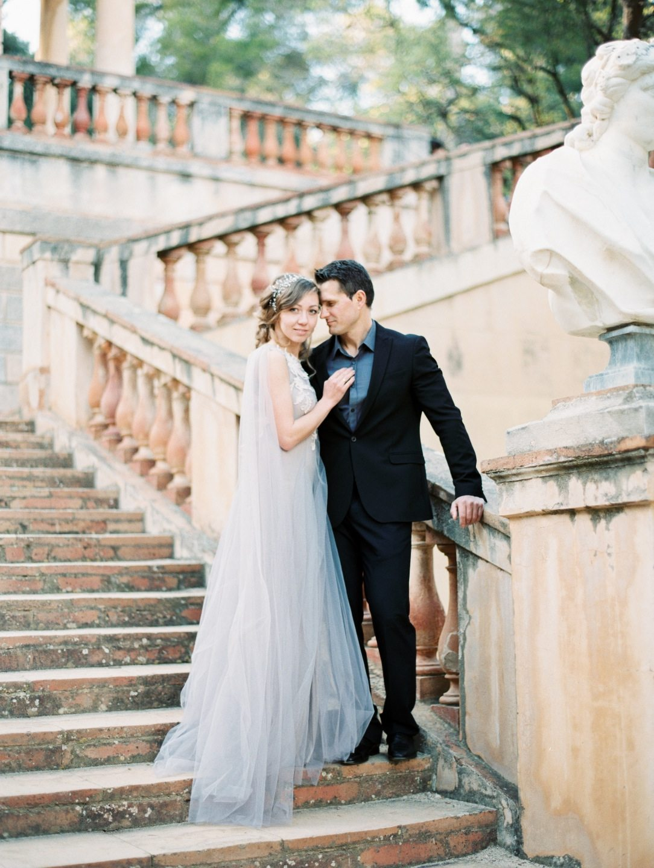 Элегантная Барселона: love-story Екатерины и Дениса