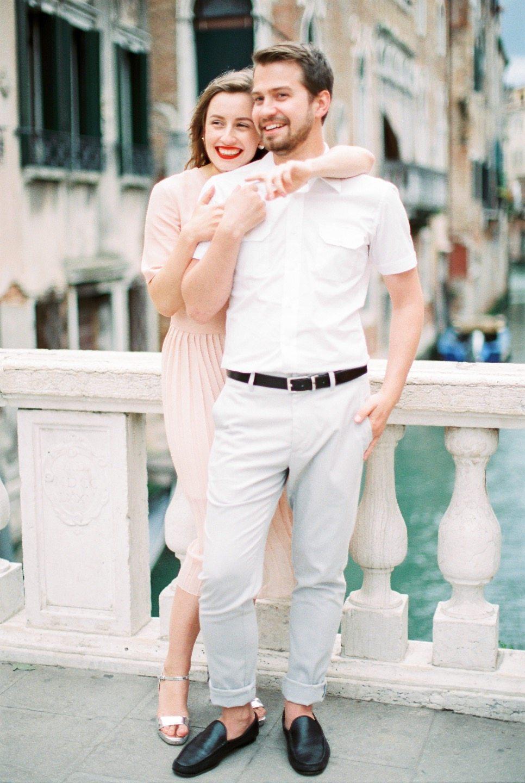 Один день в Венеции: love-story Иры и Димы