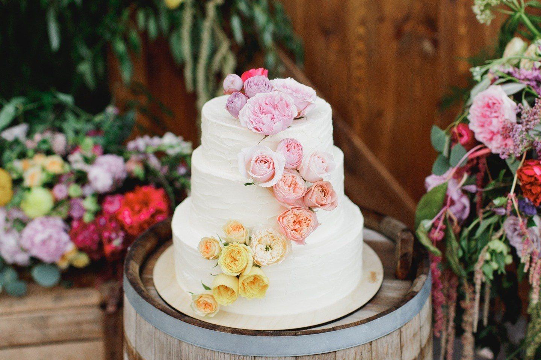 10 мифов о свадебном торте