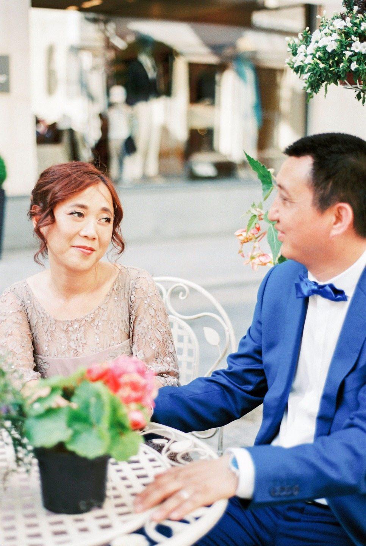 В сердце столицы: love-story Ксиувей Ву и Бин Джанга