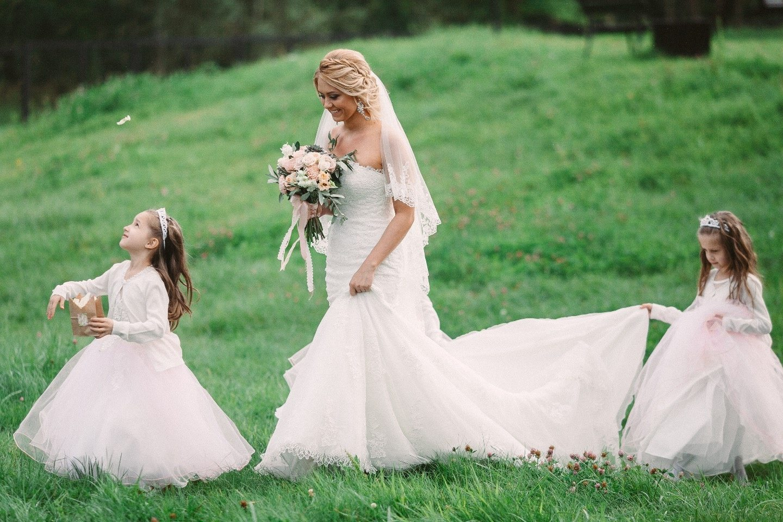 Сказка наяву: свадьба Артема и Алены