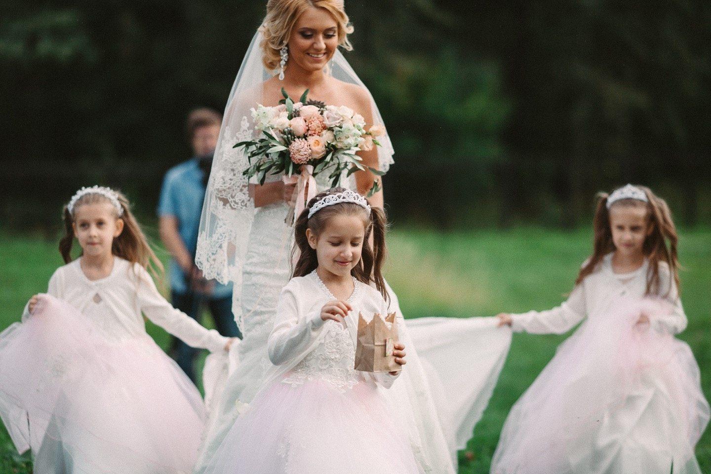 Свадьбы сказка стиль