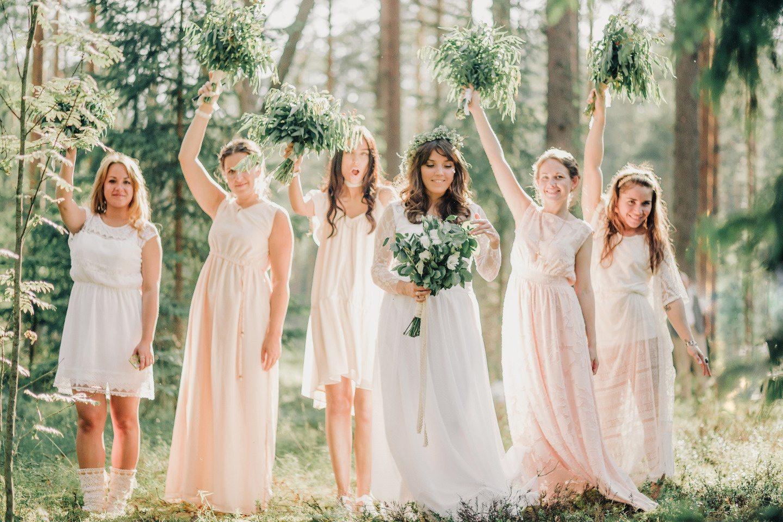 В гармонии с природой: свадьба Даниила и Виктории