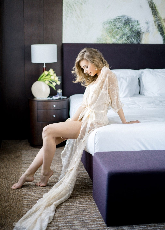 Романтика ночи: стилизованная фотосессия