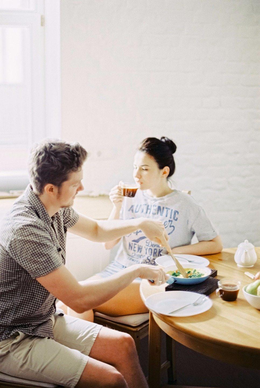 Уютный милый дом: love-story Марии и Олега