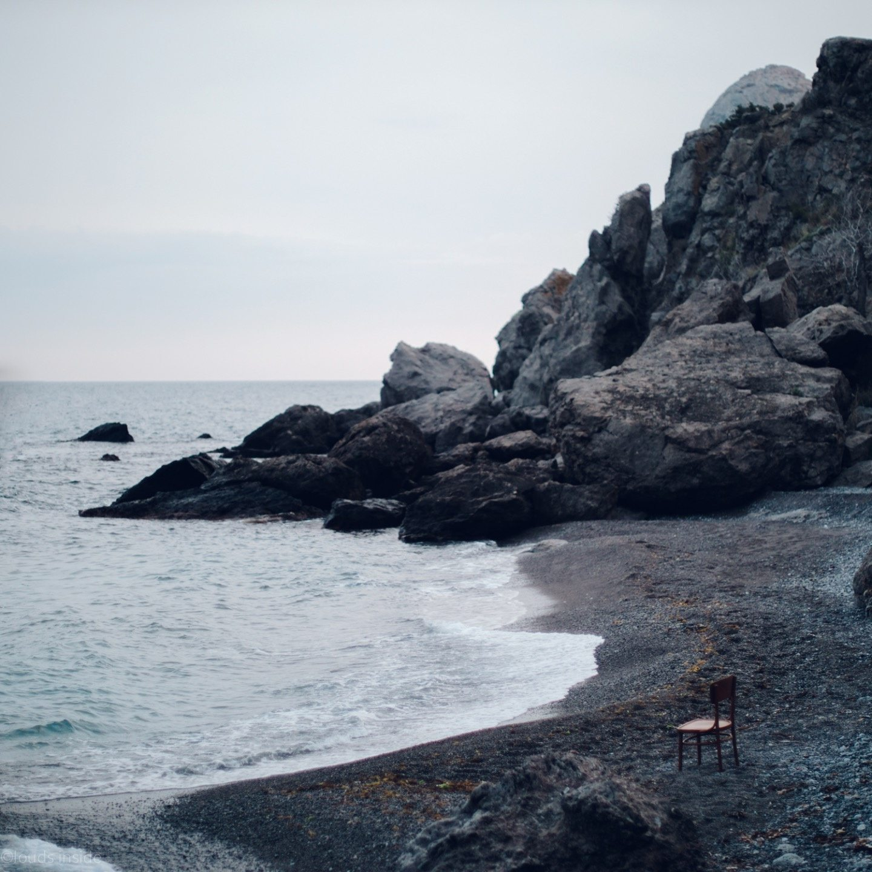 Холодное море: стилизованная фотосессия