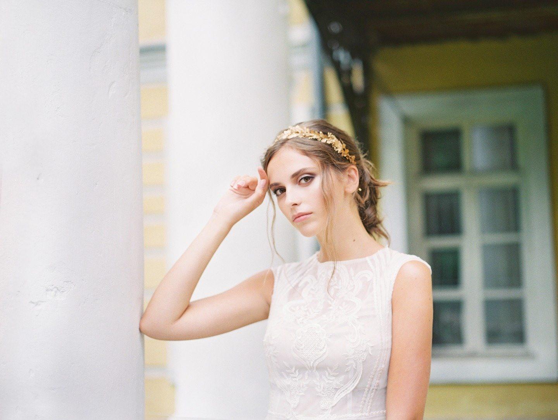 Античные мотивы: свадебная love-story Алексея и Анастасии