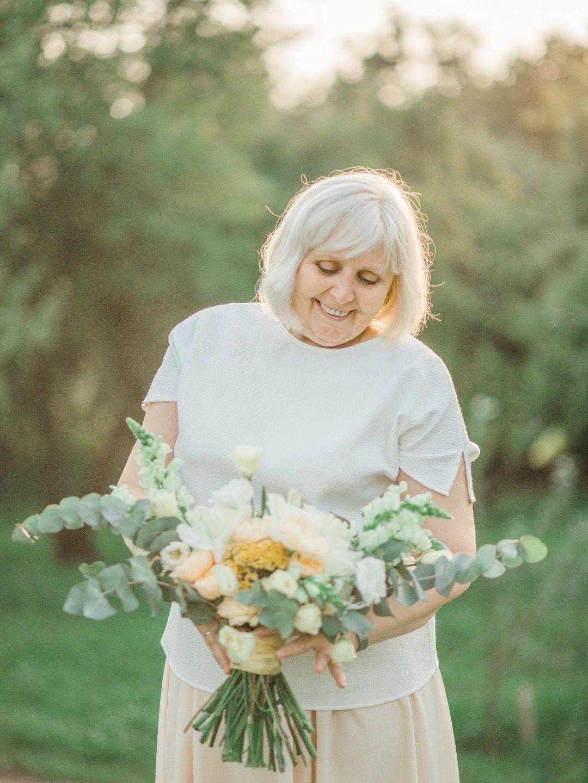 Сквозь года: фотосессия по случаю 35-летия свадьбы Алевтины и Александра