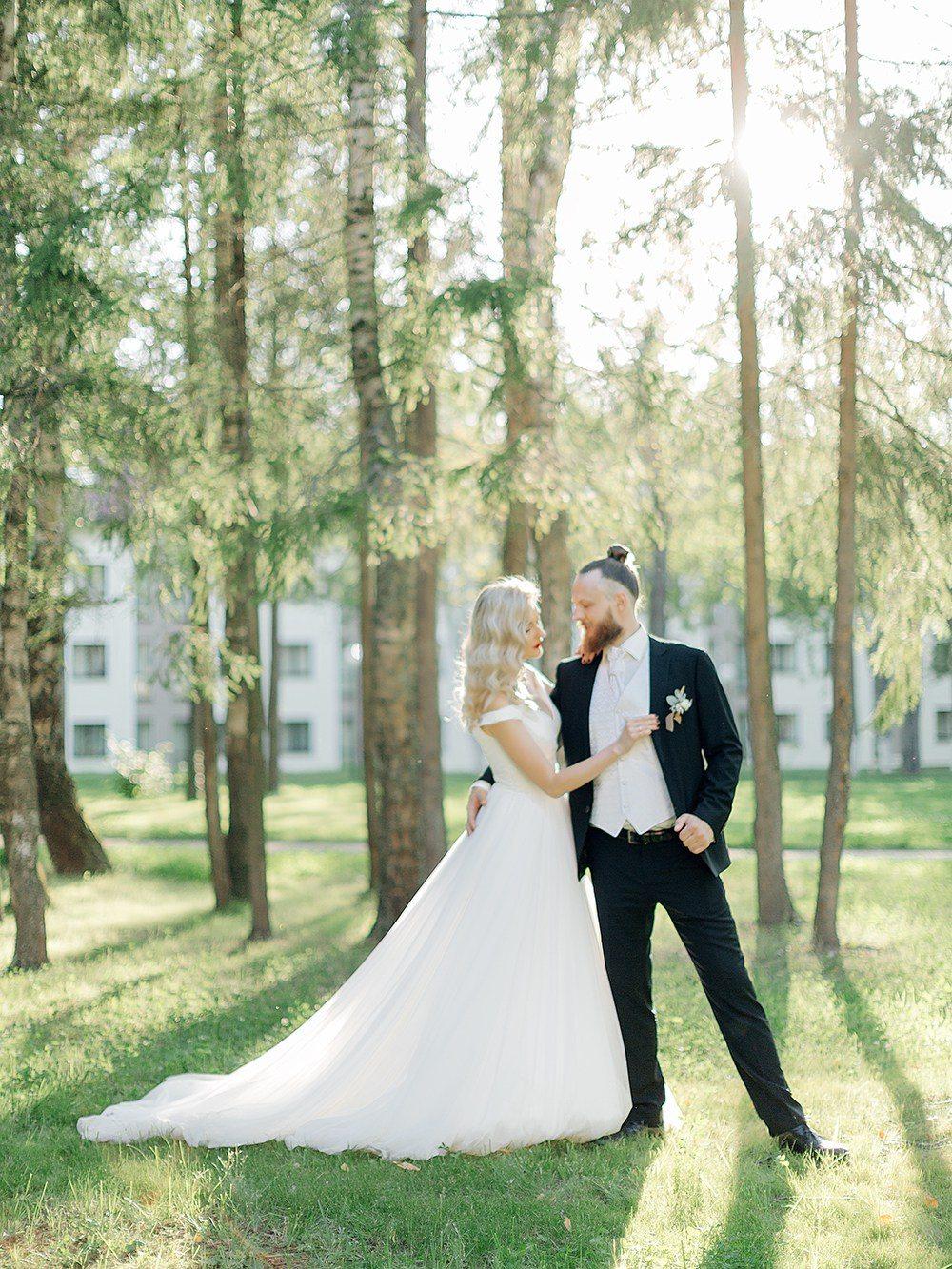 Какие свадебные фотографии будут прекрасны и через 20 лет?