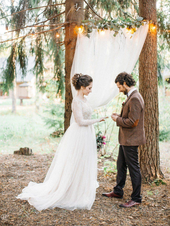 Маленькая свадьба: советы по организации