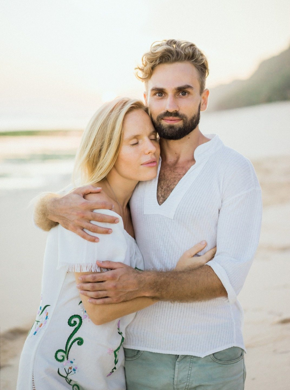 На берегу Индийского океана: love-story Натальи и Игоря