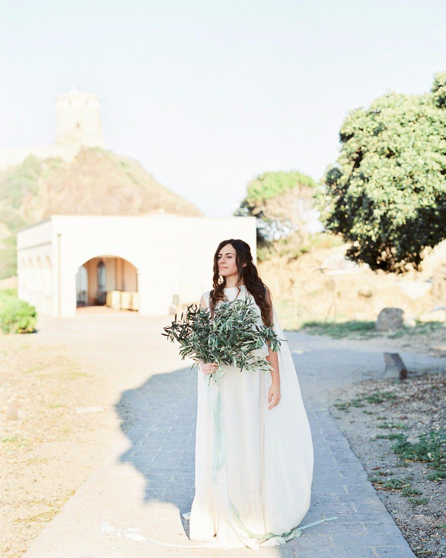 В сердце Средиземноморья: свадебная love-story Пьерлуиджи и Марты