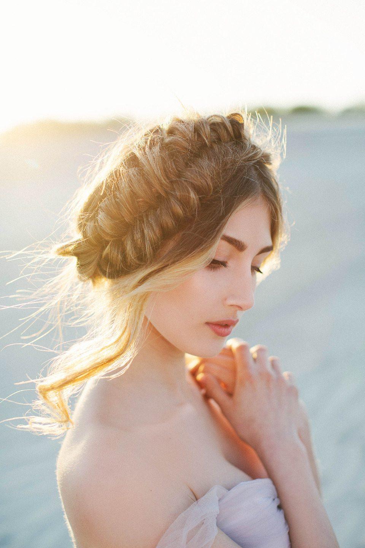 Роза пустыни: стилизованная фотосессия