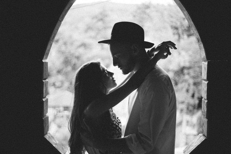 Выше только звезды: свадебная love-story Владимира и Юлианы