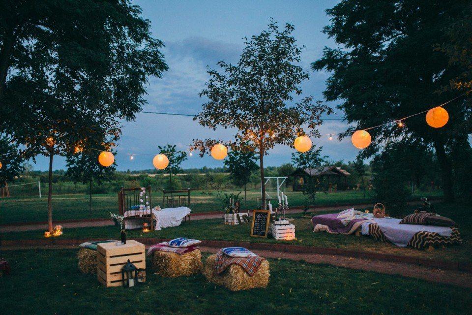 15 очень необычных локаций для проведения свадеб