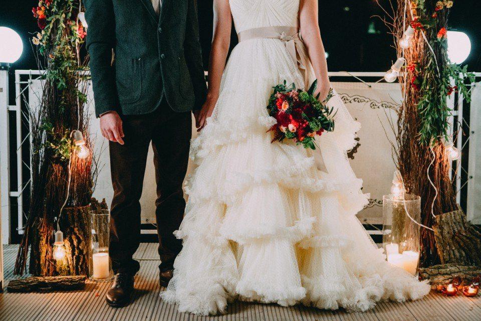 21 классная осенняя идея с реальных свадеб наших читателей