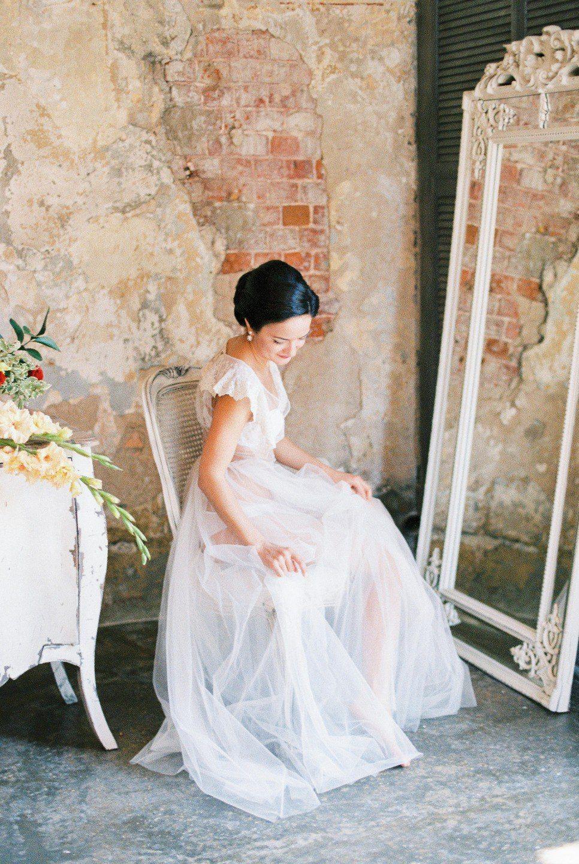 Как сохранять платье свадьба