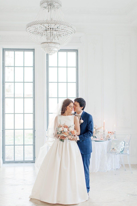 Мечта в розовом цвете: свадьба Илоны и Артемия