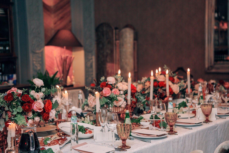 Со вкусом терпкого вина: свадьба Наталии и Владимира