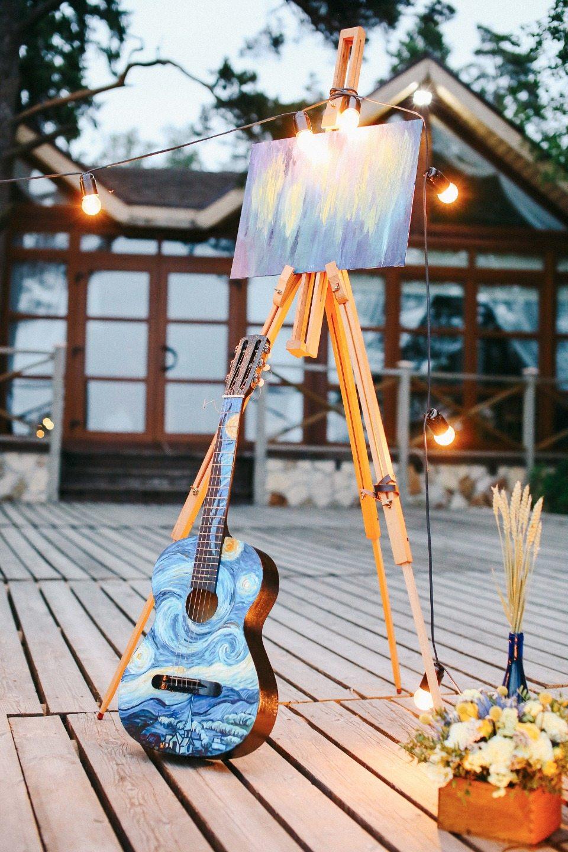Звездная ночь: стилизованная фотосессия