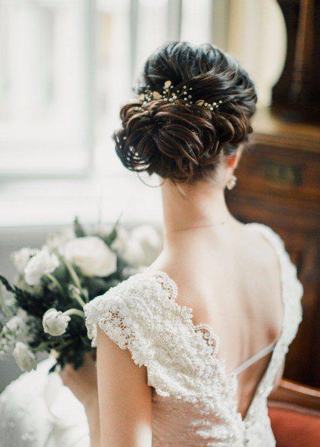 Зимние невесты: 22 незабываемых образа для вдохновения