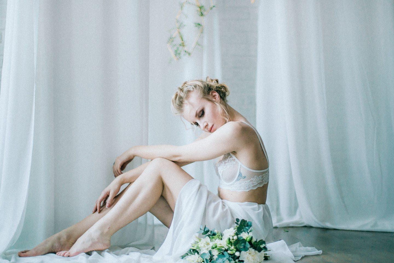 Bride's boudoir: 5 идей для будуара невесты