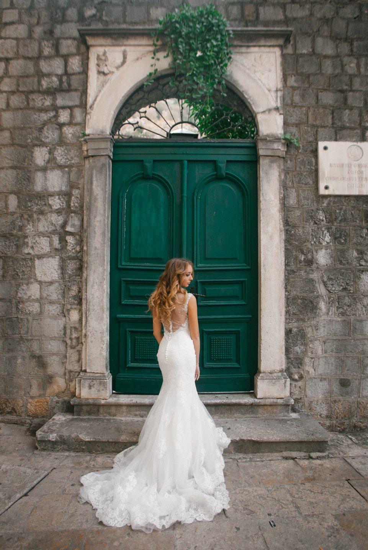 Мечты сбываются: свадьба Андрея и Нины в Черногории