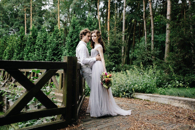 Chalet Wedding: стилизованная фотосессия