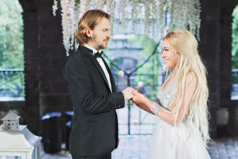 Словно в сказке: свадьба Евгения и Анны