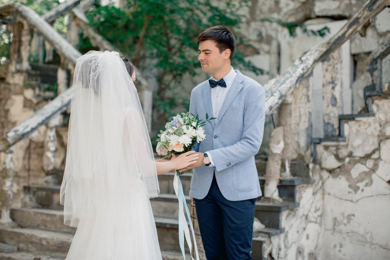 Невероятная легкость: свадьба Марии и Дмитрия