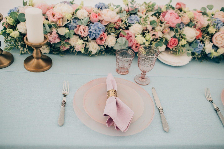 Мраморная фантазия: свадьба Марии и Джемала
