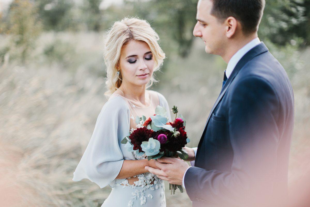 Самые нежные чувства: свадебная love-story Кати и Димы